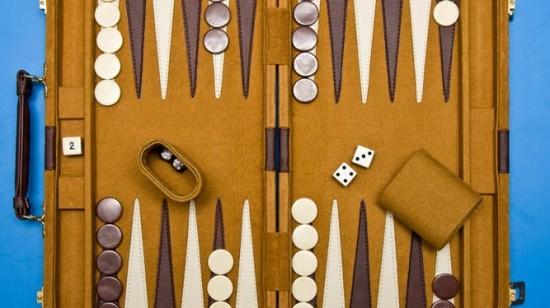 Regler for Backgammon