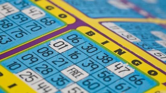 Regler for Bingo