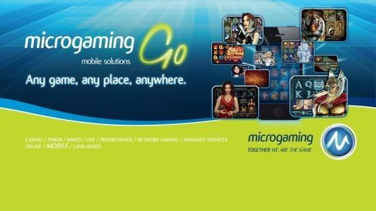 Microgaming lanserer sitt eget varemerke for mobilcasinoer