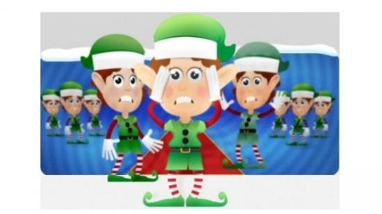 Redd julenissen på Betway