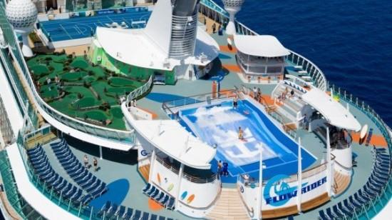 Vinn et cruise i Karibia