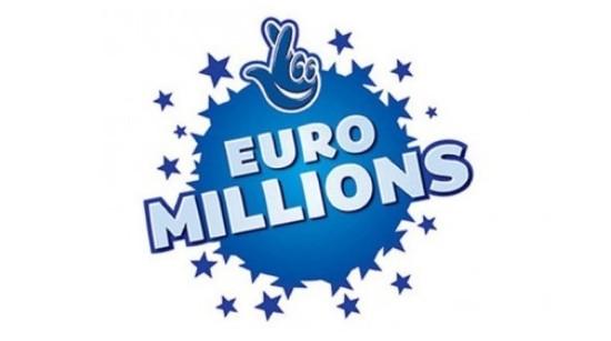 Euromillions-jackpoten er på ca. 166 000 000 euro