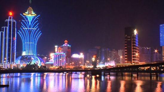 Vinn en tur til Macau