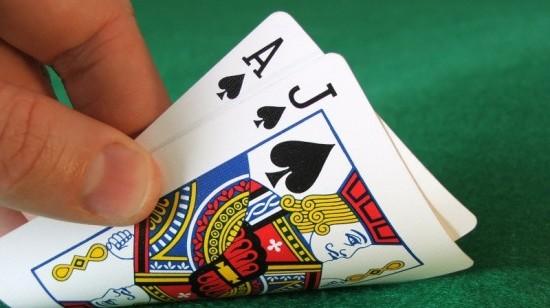 Blackjack-jackpot på 2 millioner euro
