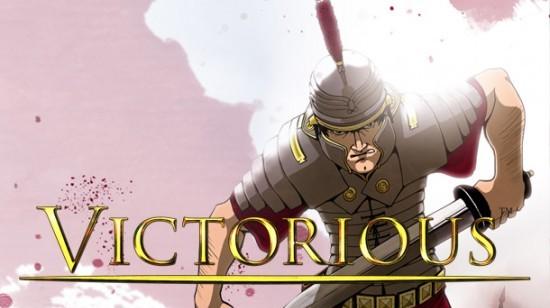 Victorious-gevinst på € 73 000