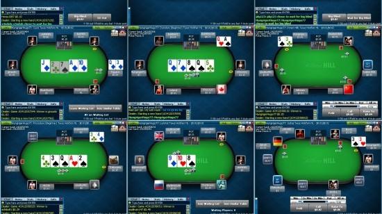 William Hill Poker tilbyr nye casino-sidespill