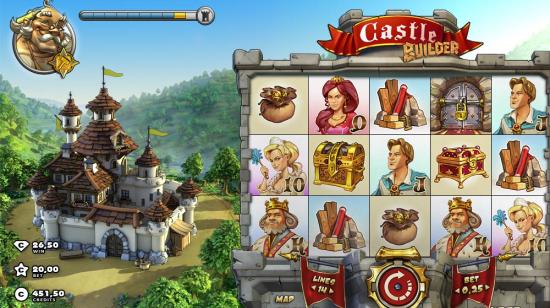 Castle Builder fra Rabcat