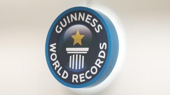 Gå for en plass i Guinness rekordbok med Mega Fortune