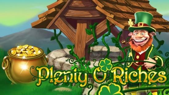 12 gratisspinns på Plenty O'Riches hos Bet365