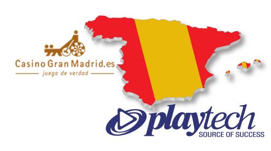Playtech allierer seg med Casino Gran Madrid