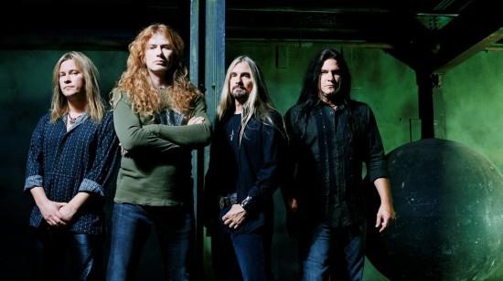 Det er på tide å rocke med Megadeth og Betsafe