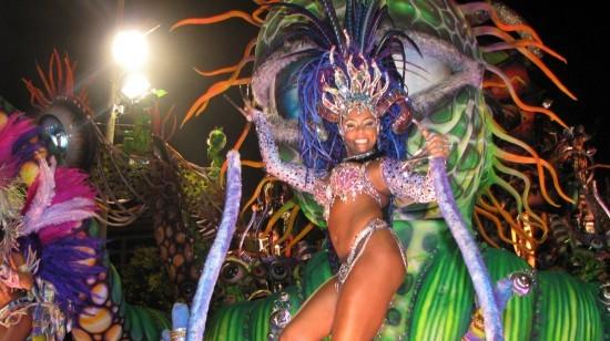 Samba Brazil fra Playtech