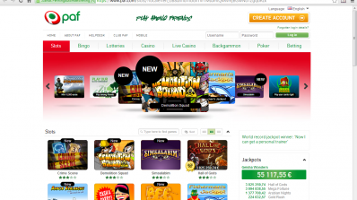 PAF legger til tre nye video-spilleautomater fra NetEnt