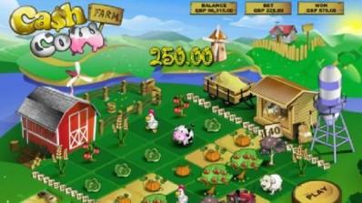 Melk gevinstene dine med Cash Cow Farm