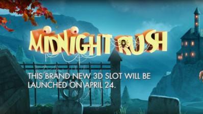Grøssende Midnight Rush
