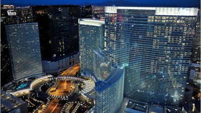 Kjendisgolf fra ARIA Resort & Casino i Las Vegas