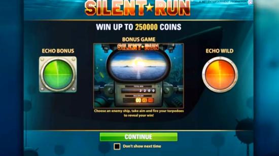 Silent Run: en ubåtekspedisjon fra NetEnt