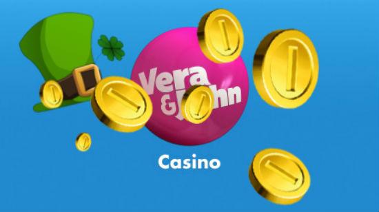 En ny casinokonge inntar tronen hos Vera&John
