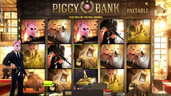 72 år gammel spiller slo hull på Piggy Bank hos Tropezia Palace