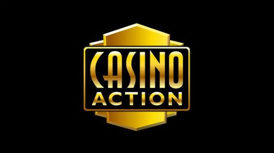 En unik registreringsbonus på  £1,250 hos Casino Action