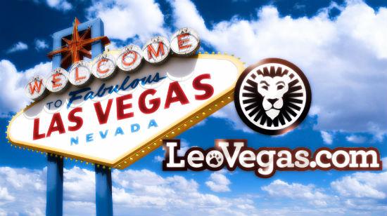 Leo Vegas ønsker nye spillere velkommen med fire bonuser og 200 gratis spinn