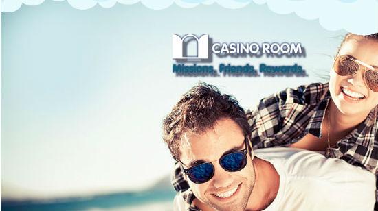Spill på dine vilkår hos Casino Room