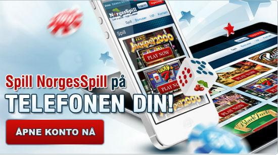 Gjør deg klar for NorgesSpill happy tirsdag
