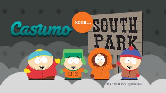 South Park-gjengen har ankommet Casumo