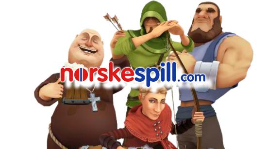 700 spill og 100 % velkomstbonus hos NorskeSpill