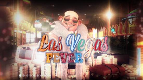 Vinn stort med Sheriff Gamings nye Las Vegas Fever