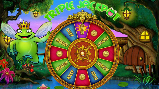 Tilhenger av Super Lucky Frog vant € 60 000 på Vera&John
