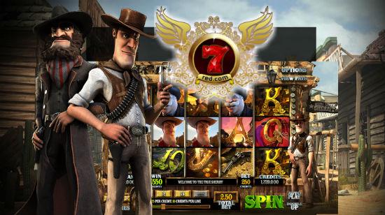 En tur til Vegas og to flotte, nye BetSoft-spill på 7Red Mobile