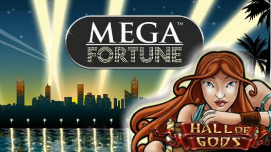 Mega Fortune-jackpot vinnes for femte gang i år
