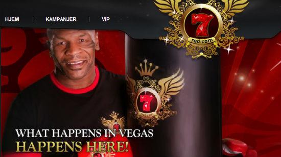 Tyson slår til hos 7Red