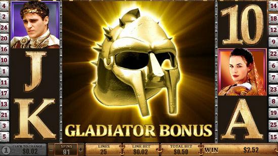 Gladiator-spiller vant jackpot på €2.3m hos Winner