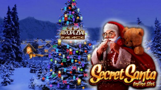 Julekonkurranse verdt € 800 på Tropezia Palace