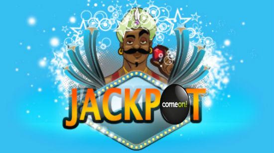 Saftigere jackpotter på ComeOn! Casino