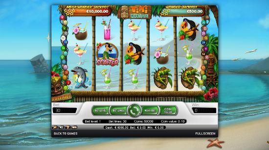 €25k gevinst på Tiki Wonders hos iGame Casino