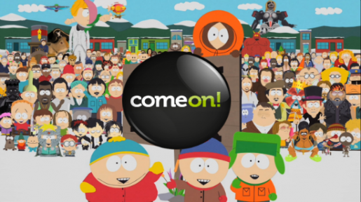 10 gratis spinn på South Park hos ComeOn! Casino