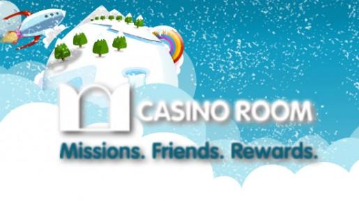 Casino Room pynter til jul med julebonuser