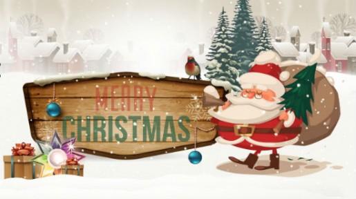 Julerace på Guts