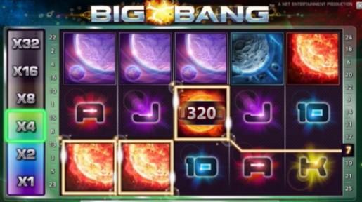 NetEnt klar til å lansere spilleautomaten Big Bang