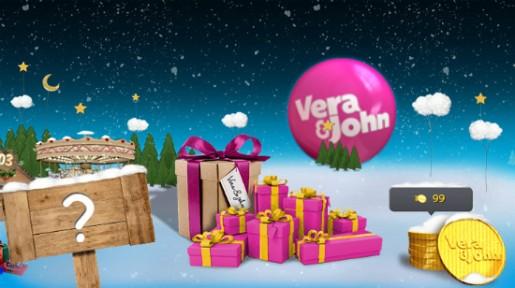 Mystisk gave på Vera&Johns julemarked