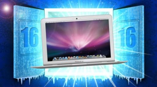 Har du lyst til å vinne en MacBook Air?