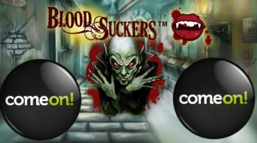Blodsugere i ComeOn! Casinos julekalender