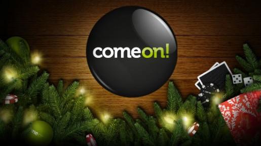 Få ti gratis spinn i ComeOn sin julekalender