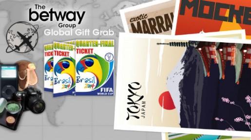 6 dager igjen til å vinne en billett til Rio fra Betway