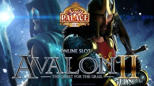 5 dager igjen til lanseringen av Avalon II hos Spin Palace