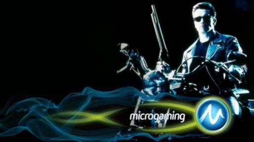 Hasta La Vista, konkurrenter! Microgaming sikrer Terminator 2-kontrakt