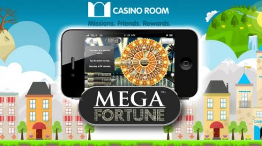 Casino Room legger til den største online jackpotten